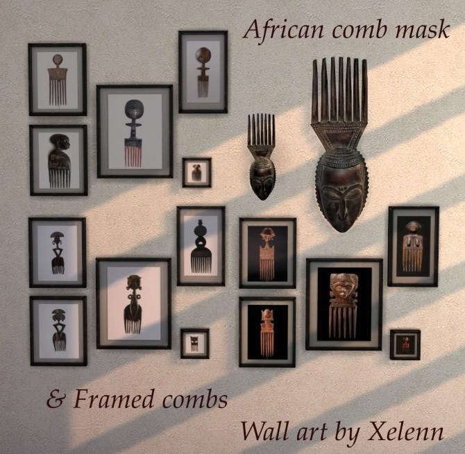 African Art & Craft at Xelenn image 340 670x654 Sims 4 Updates