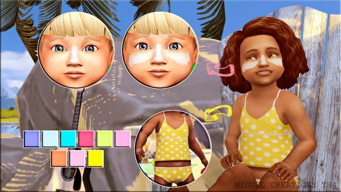 Toddler Pack Beach Day at Victor Miguel image 3591 670x377 Sims 4 Updates