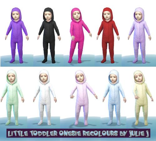 Toddler Onesies Recolours at Julietoon – Julie J image 3861 Sims 4 Updates