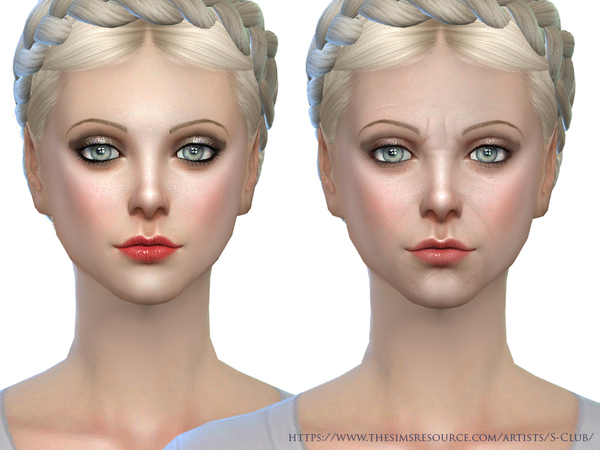 Facemask 201701 by S Club WM at TSR image 3917 Sims 4 Updates