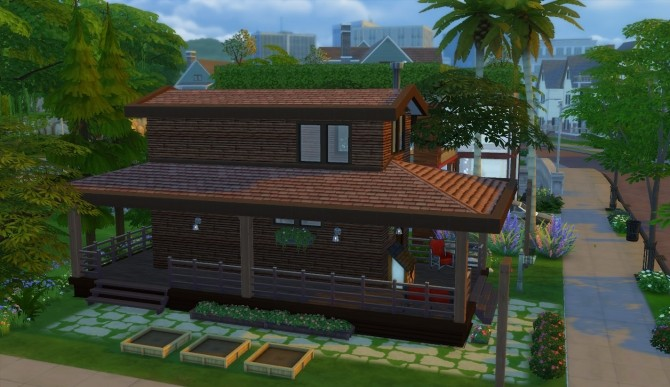 Tiny House 1 by patty3060 at Mod The Sims image 4110 670x387 Sims 4 Updates