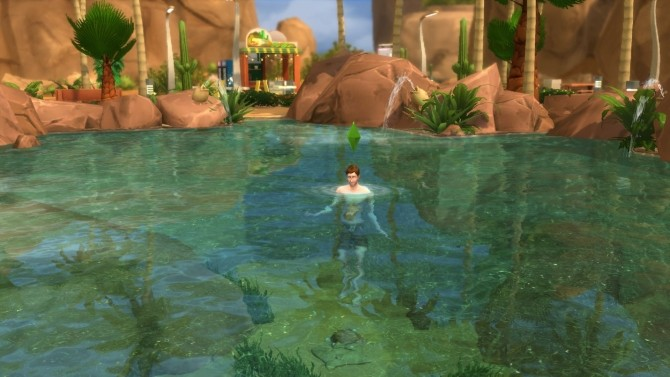 Park Agaves Lagoon by JessCriss at Mod The Sims image 4218 670x377 Sims 4 Updates