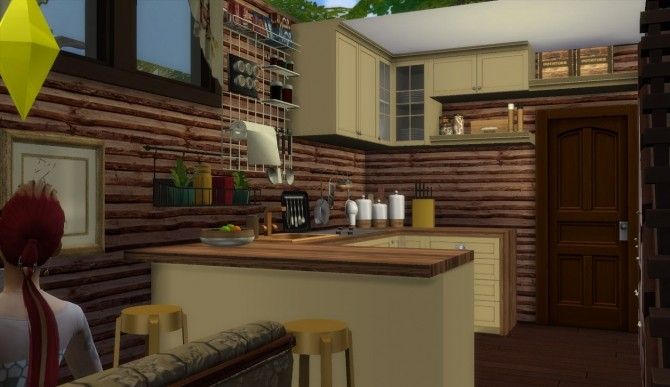 Tiny House 1 by patty3060 at Mod The Sims image 426 670x387 Sims 4 Updates