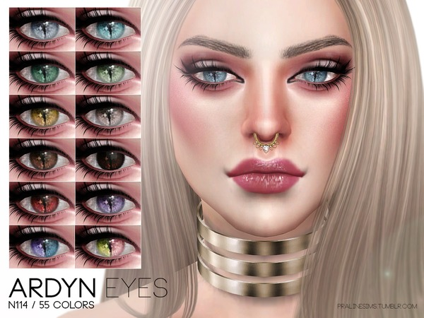 Ardyn Eyes N114 by Pralinesims at TSR image 4320 Sims 4 Updates