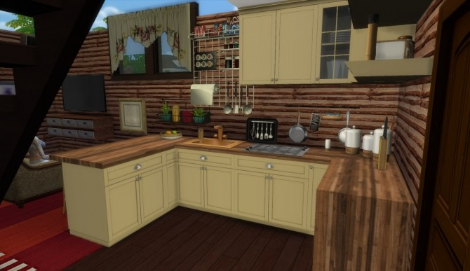 Tiny House 1 by patty3060 at Mod The Sims image 436 670x387 Sims 4 Updates