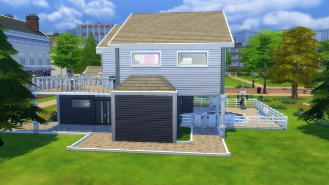 Lovely Drive house by PIGSbff at Mod The Sims image 4418 670x377 Sims 4 Updates