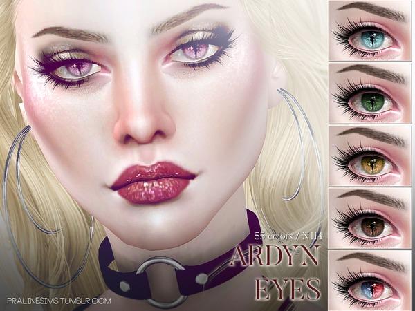 Ardyn Eyes N114 by Pralinesims at TSR image 4420 Sims 4 Updates