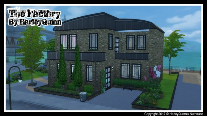 The Factory at Harley Quinn's Nuthouse image 445 670x375 Sims 4 Updates
