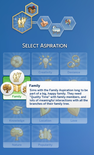 Family Aspiration (TS2 TS4) by jackboog21at Mod The Sims image 446 Sims 4 Updates