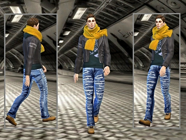 Albert Brown by casmar at TSR image 451 Sims 4 Updates