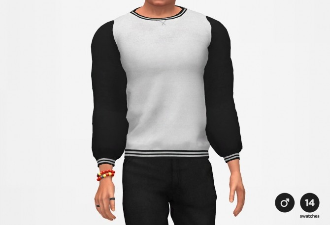 Heat Yourself Sweater Recolor at Moon image 4541 670x458 Sims 4 Updates