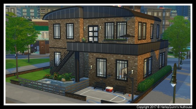 The Factory at Harley Quinn's Nuthouse image 455 670x375 Sims 4 Updates