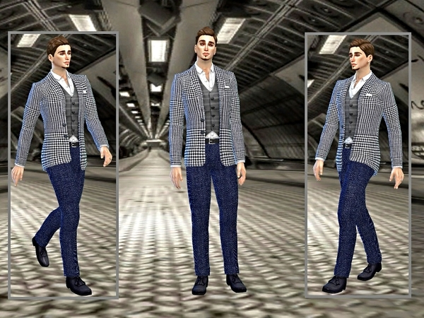 Albert Brown by casmar at TSR image 461 Sims 4 Updates