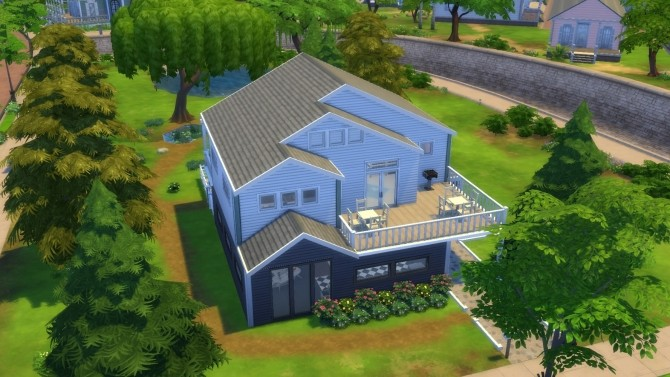 Lovely Drive house by PIGSbff at Mod The Sims image 4618 670x377 Sims 4 Updates