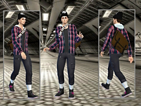 Albert Brown by casmar at TSR image 471 Sims 4 Updates