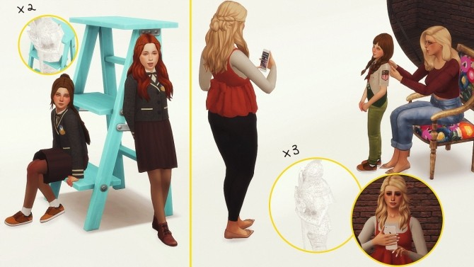 Story Poses 1   07 at In a bad Romance image 477 670x377 Sims 4 Updates
