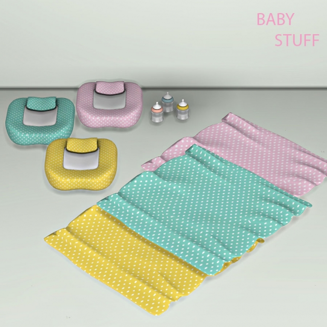 Baby Stuff at Leo Sims » Sims 4 Updates