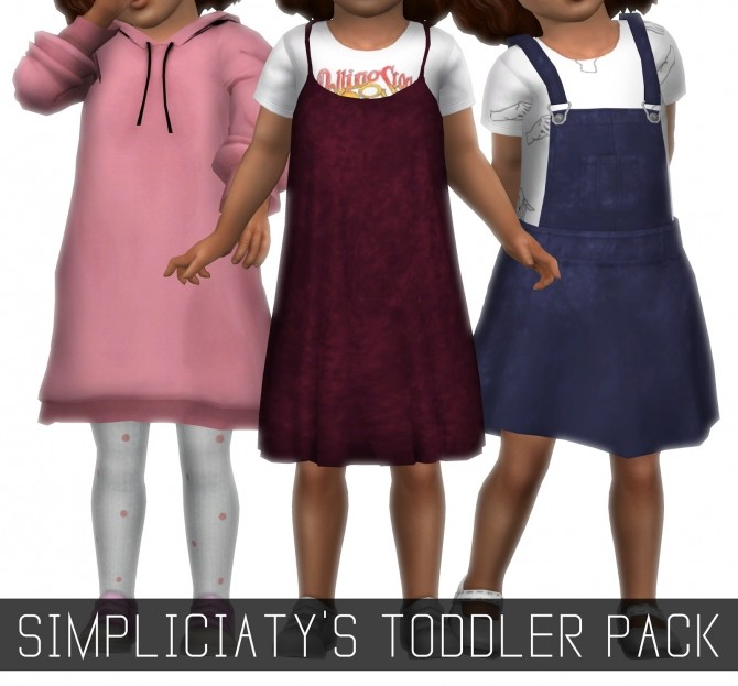 TODDLERS PACK at Simpliciaty image 5211 670x623 Sims 4 Updates