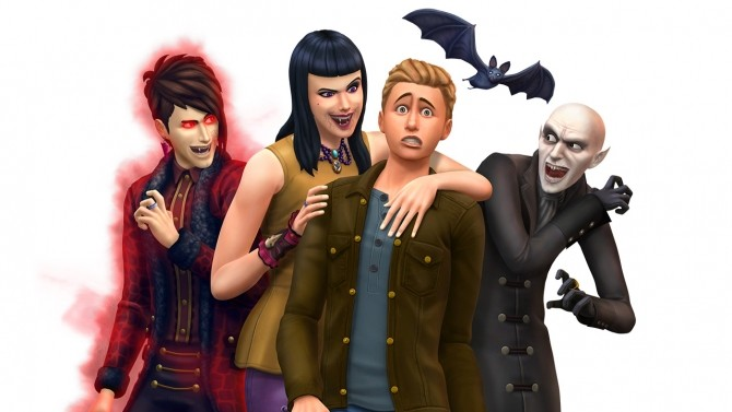 The Sims 4 Vampires Game Pack announced at The Sims™ News image 525 670x377 Sims 4 Updates