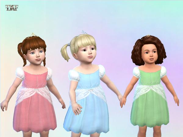 Baby Princess Set by alin2 at TSR image 538 Sims 4 Updates
