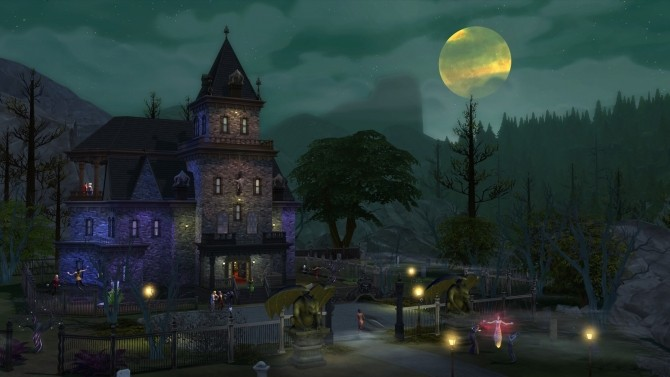The Sims 4 Vampires Game Pack announced at The Sims™ News image 545 670x377 Sims 4 Updates