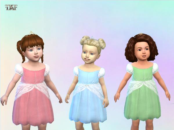 Baby Princess Set by alin2 at TSR image 549 Sims 4 Updates