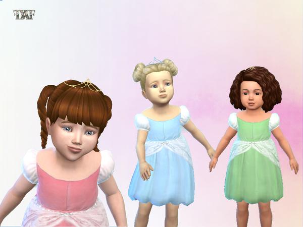 Baby Princess Set by alin2 at TSR image 558 Sims 4 Updates