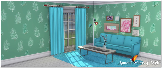 Plants wallpapers at Annett's Sims 4 Welt image 572 Sims 4 Updates