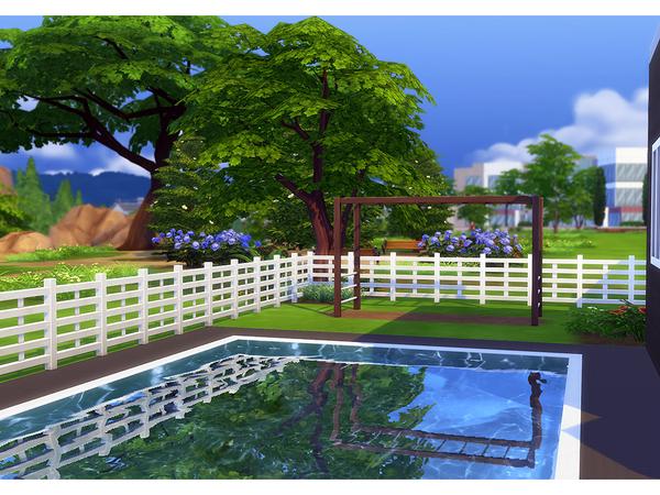Sims 4 Kona house by Degera at TSR