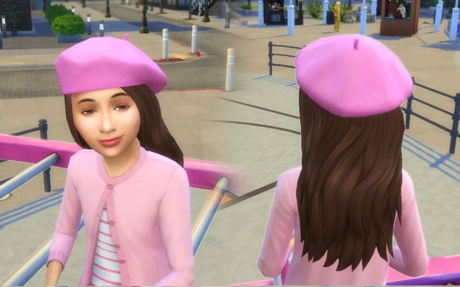 Beret Critic Conversion at My Stuff image 622 670x419 Sims 4 Updates