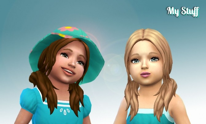Loose Wavy for Toddlers at My Stuff image 6315 670x404 Sims 4 Updates