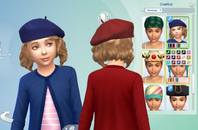 Beret Critic Conversion at My Stuff image 632 670x441 Sims 4 Updates