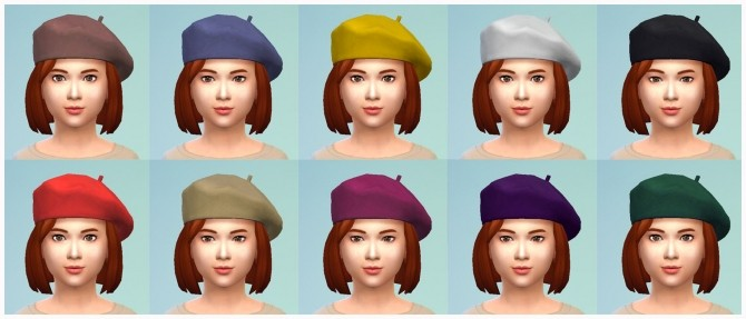 Beret Critic Conversion at My Stuff image 642 670x287 Sims 4 Updates