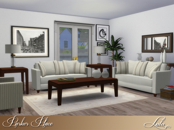 Sims 4 living room downloads sims 4 updates for Living room ideas sims 3