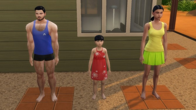 Sims 4 HD feet v3 better shape and no nails by necrodog at Mod The Sims