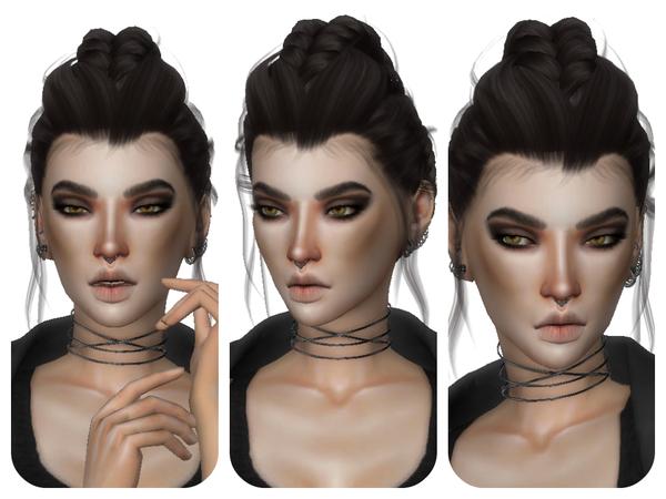 Sims 4 Tonya Steele by Tea at TSR