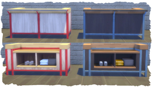 Industrial Kitchen recolors by Chalipo at All 4 Sims image 706 Sims 4 Updates