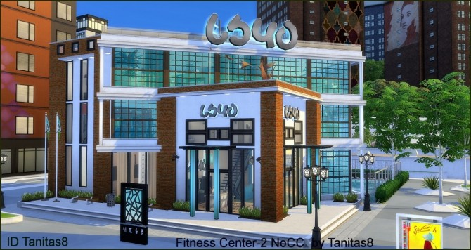 Fitness Center 2 NoCC at Tanitas8 Sims image 7110 670x356 Sims 4 Updates