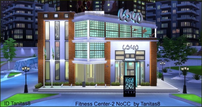 Fitness Center 2 NoCC at Tanitas8 Sims image 726 670x356 Sims 4 Updates