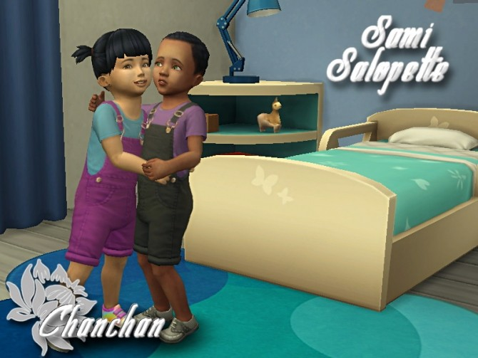Sims 4 Sami overall by Chanchan24 at Sims Artists