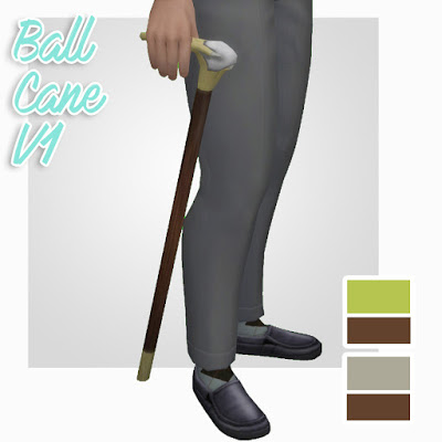 Walking Canes / Sticks at Historical Sims Life image 762 Sims 4 Updates