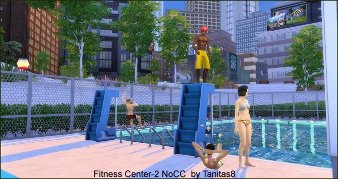 Fitness Center 2 NoCC at Tanitas8 Sims image 775 670x356 Sims 4 Updates