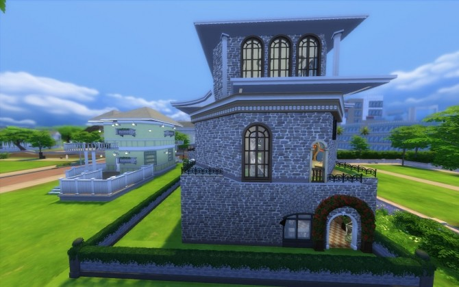 Sims 4 Green Thumb Paradise by LegaScolpin at Mod The Sims