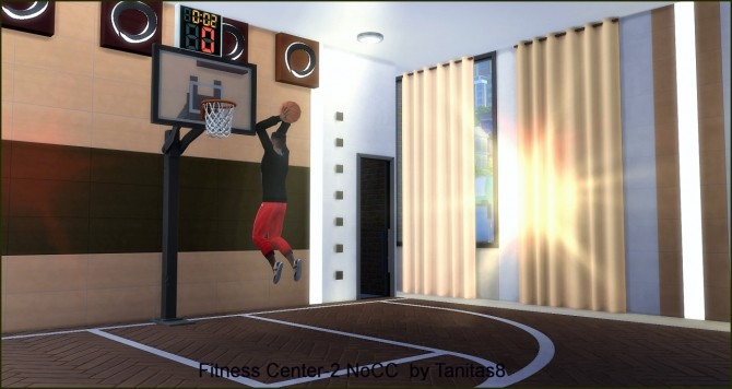 Fitness Center 2 NoCC at Tanitas8 Sims image 785 670x356 Sims 4 Updates
