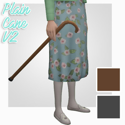 Walking Canes / Sticks at Historical Sims Life image 792 Sims 4 Updates