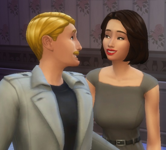 Atlas Shrugged power couple Dagny & Hank by dboyd205 at Mod The Sims image 8010 Sims 4 Updates