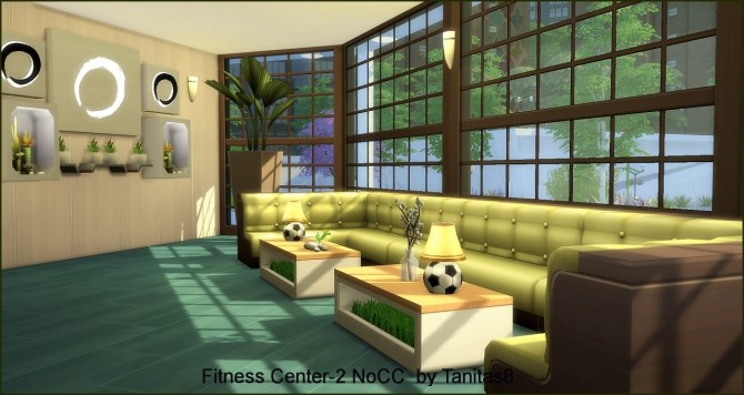 Fitness Center 2 NoCC at Tanitas8 Sims image 804 670x356 Sims 4 Updates