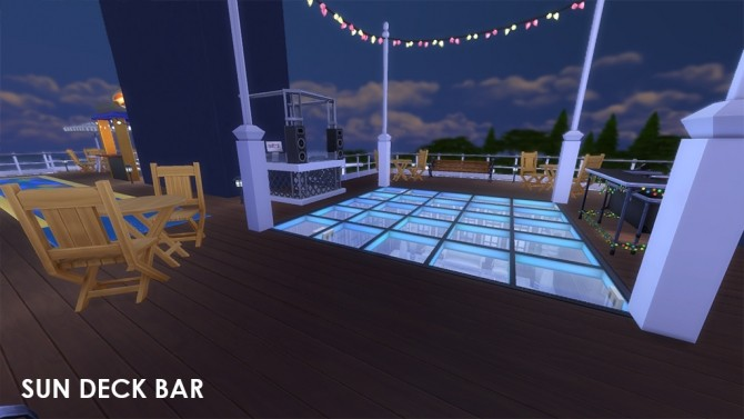 RMS Titanic (no cc) by yourjinthemiddle at Mod The Sims image 847 670x377 Sims 4 Updates