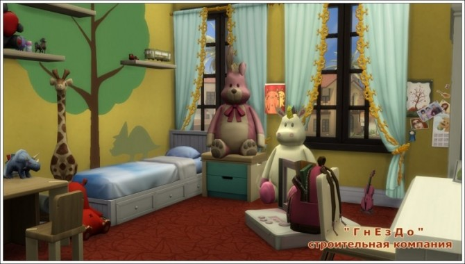Dream nursery 02 at Sims by Mulena image 8610 670x380 Sims 4 Updates