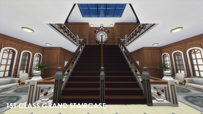 RMS Titanic (no cc) by yourjinthemiddle at Mod The Sims image 867 670x377 Sims 4 Updates